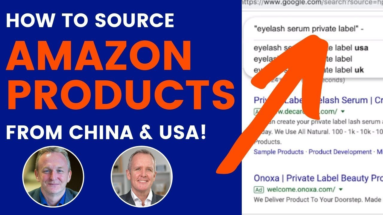 featured image:Sourcing Products For Amazon FBA