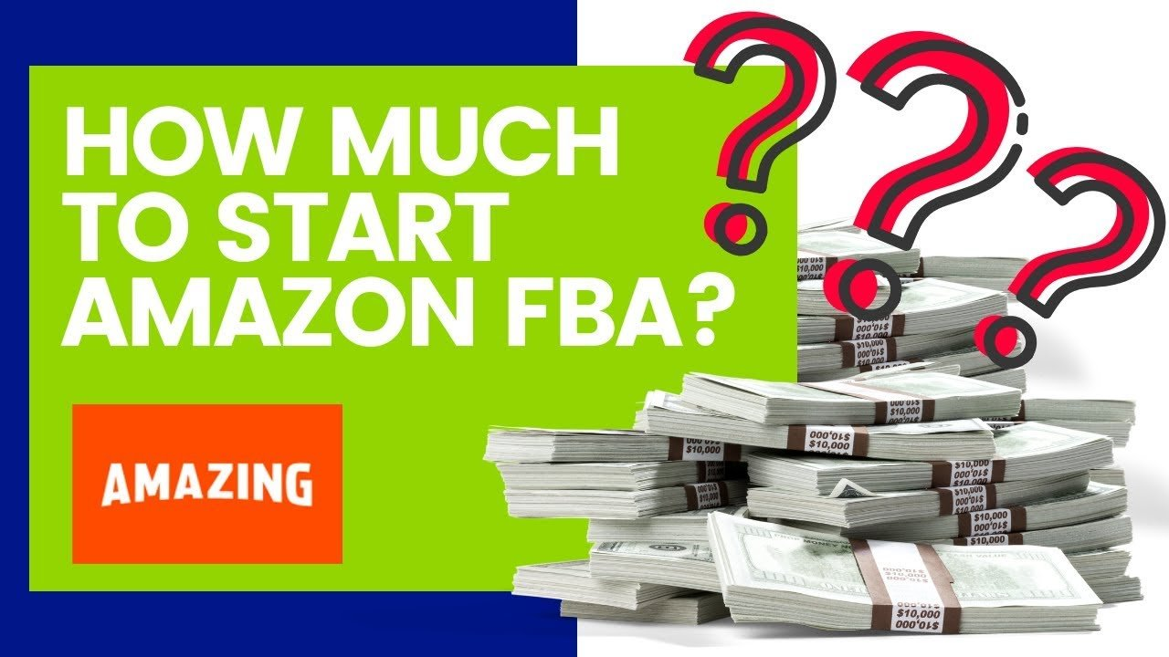featured image:How Much Money Do You Need to Start Amazon FBA