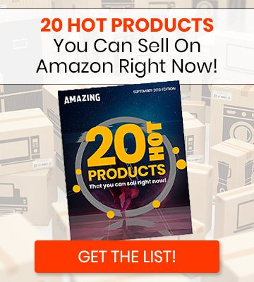 20 Hot Products You Sell On Amazon