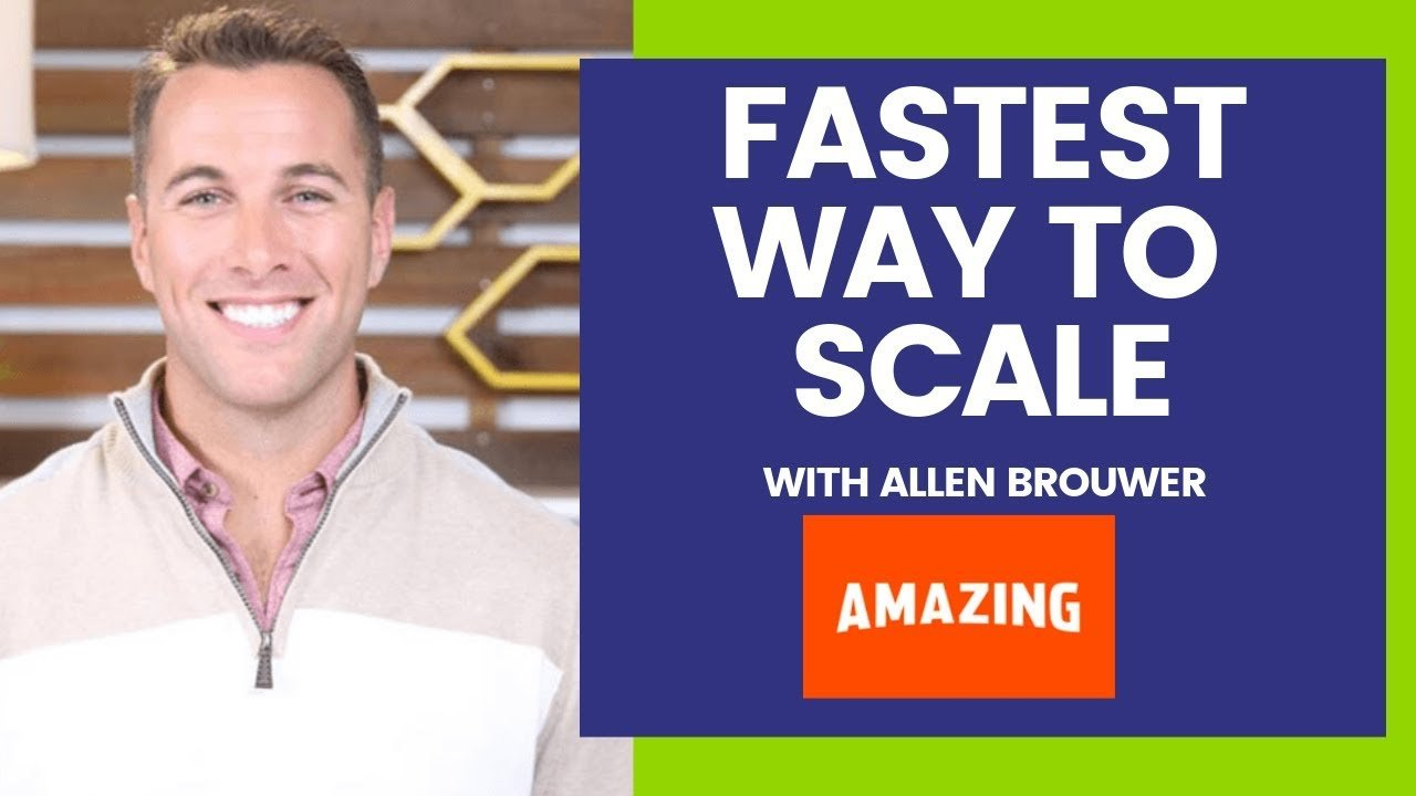 featured image:How to Scale Amazon FBA