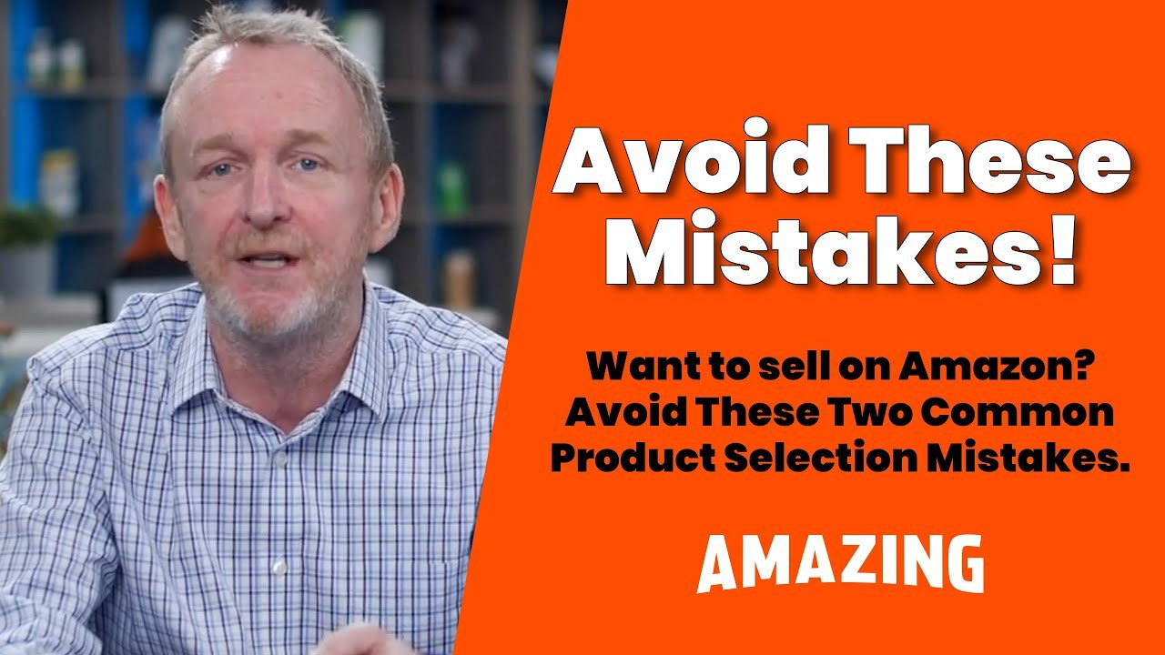 featured image:want to sell on amazon avoid these mistakes!