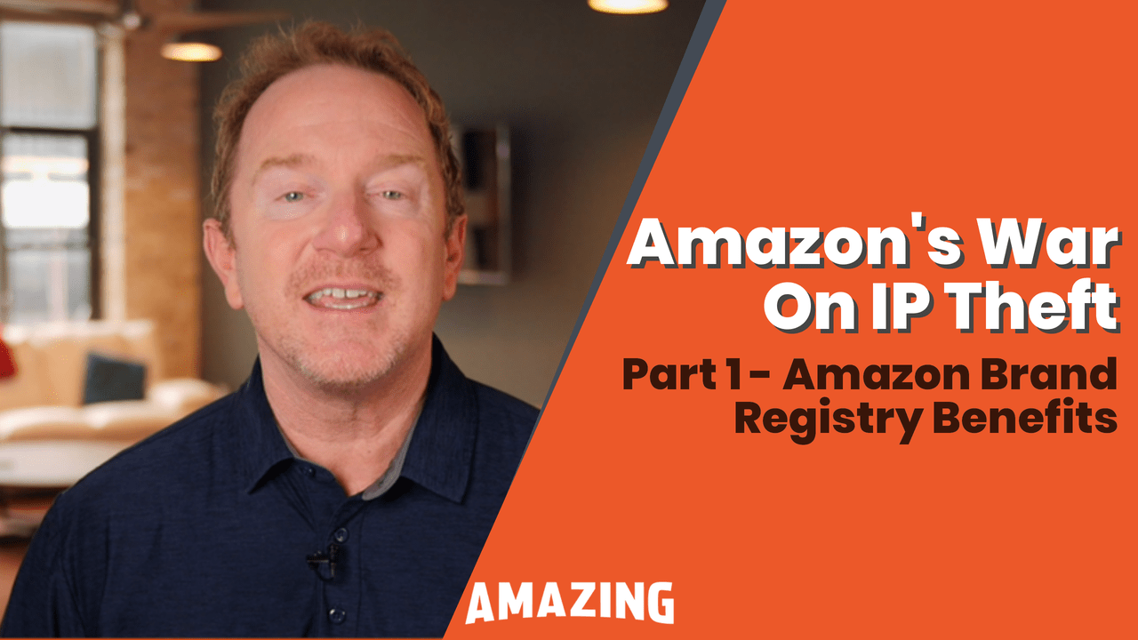 featured image:Amazon Brand Registry Benefits